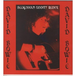 DAVID BOWIE - The Beckenham Oddity Redux LP
