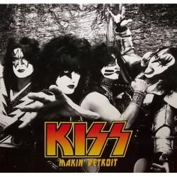 KISS - Makin' Detroit, Live 1973 LP
