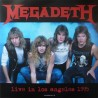 MEGADETH - Live In Los Angeles 1995 LP
