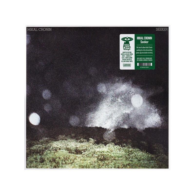 MIKAL CRONIN - Seeker LP