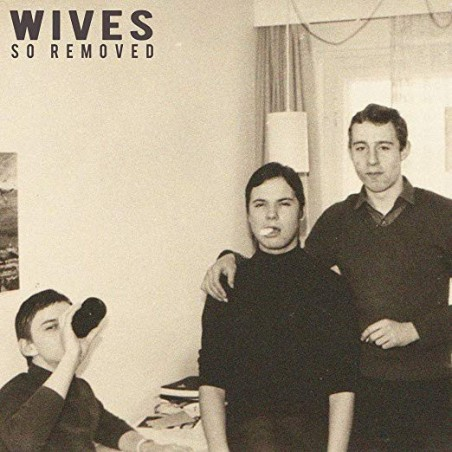 WIVES - So Removed CD