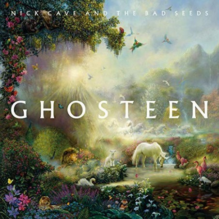 NICK CAVE & THE BAD SEEDS – Ghosteen LP