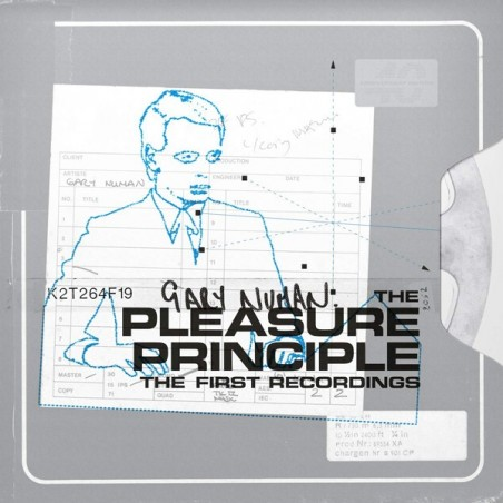 GARY NUMAN - The Pleasure Principle (The First Recordings) CD