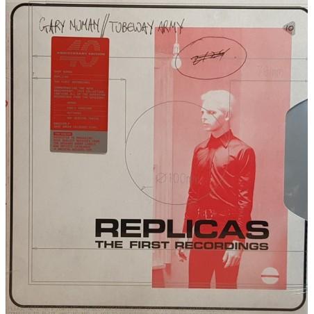 GARY NUMAN / TUBEWAY ARMY - Replicas (The First Recordings) LP