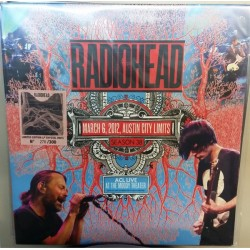 RADIOHEAD - Austin City Limits 2012 LP