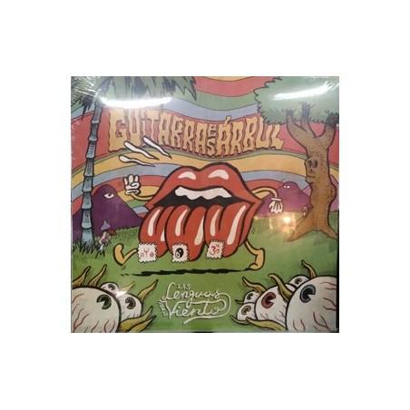 GUITARRA ES ARBOL - Las Lenguas Del Viento LP