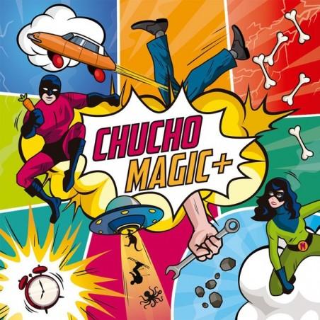 """CHUCHO - Magic + 12"""" EP"""