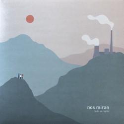 NOS MIRAN - Todo Se Repite LP