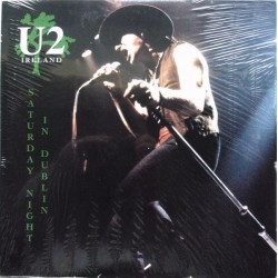U2 – Saturday Night In Dublin LP