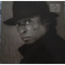 MILES DAVIS - Decoy LP