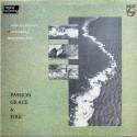 JOHN MCLAUGHLIN, AL DIMEOLA, PACO DE LUCIA - Passion, Grace & Fire LP