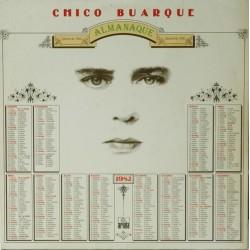 CHICO BUARQUE - Almanaque LP