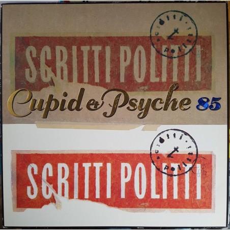 SCRITTI POLITTI - Cupid & Psyche LP (Original)
