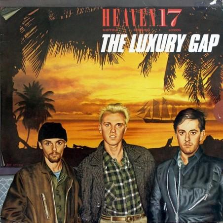 HEAVEN 17 - The Luxury Gap LP (Original)