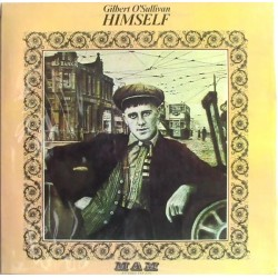 GILBERT O'SULLIVAN - Himself LP
