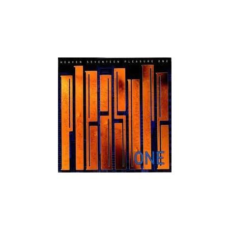 HEAVEN 17 - Pleasure One LP (Original)