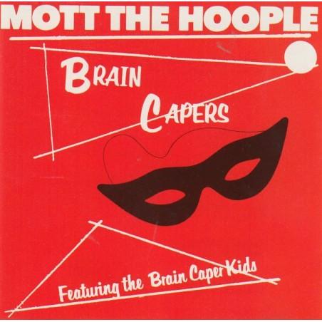 MOTT THE HOOPLE - Brain Capers LP