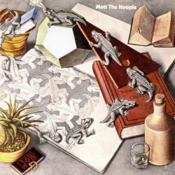 MOTT THE HOOPLE - Mott The Hoople LP