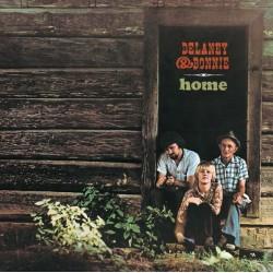 DELANEY & BONNIE - Home LP