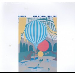 BEIRUT - The Flying Club Cup LP LP