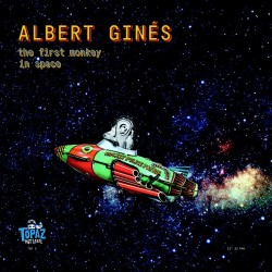 ALBERT GINES - The First Monkey In Space LP