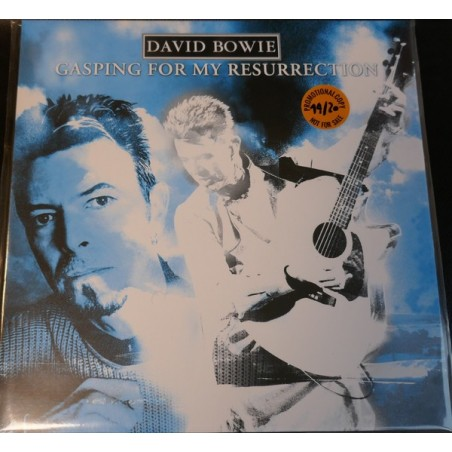 DAVID BOWIE - Gasping For My Resurrection  LP