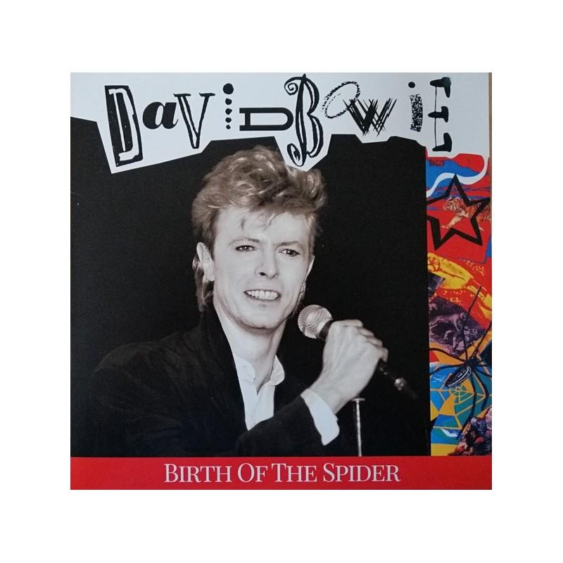 DAVID BOWIE - Birth Of The Spider  LP