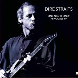DIRE STRAITS - One night only Newcastle '89 LP