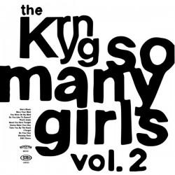 THE KRYNG - So Many Girls Vol.2 LP