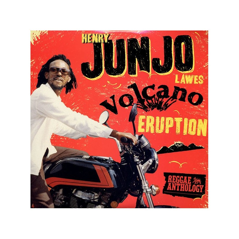 """HENRY """"JUNJO"""" LAWES - Volcano Eruption LP"""