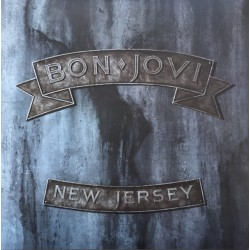 BON JOVI - New Jersey LP