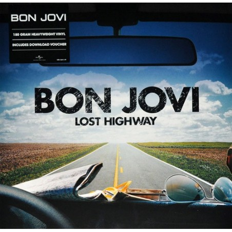 BON JOVI - Lost Highway LP