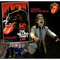 ROLLING STONES - Everybody, Rattle Your Jewelry CD
