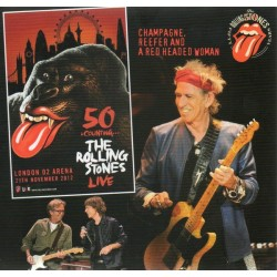 ROLLING STONES - Champagne, Reefer And A Red Headed Woman CD
