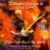 DAVID GILMOUR - Coming Back To Life, Live 2015 CD