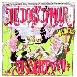 DOGS D'AMOUR - Errol Flynn LP (Original)