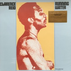 CLARENCE REID - Running Water LP