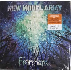 NEW MODEL ARMY - From Here LP