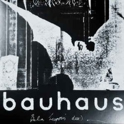 BAUHAUS - Bela Lugosi's Dead - The Bela Session 12""