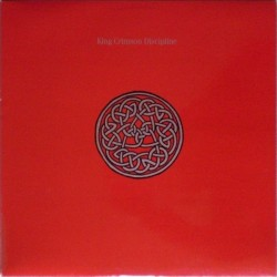 KING CRIMSON - Discipline LP