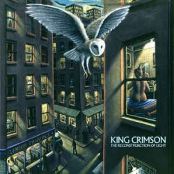 KING CRIMSON - The ReconstruKction Of Light LP