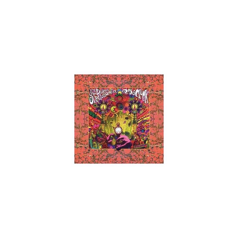 XTC AS THE DUKES OF STRATOSPHEAR - 25 O'Clock LP