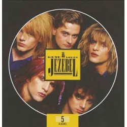 GENE LOVES JEZEBEL - 5 Albums Box Set