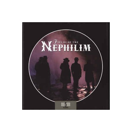 FIELDS OF THE NEPHILIM - 5 Albums Box Set CD
