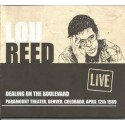 LOU REED - Dealing On The Boulevard CD