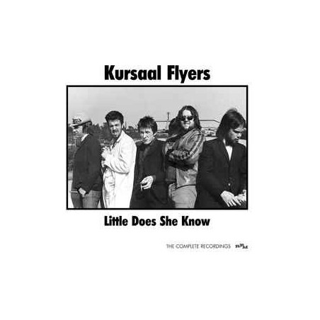 KURSAAL FLYERS ‎– Little Does She Know The Complete Recordings CD BOX