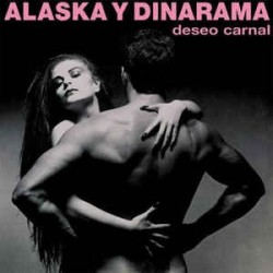 ALASKA Y DINARAMA ‎– Deseo Carnal LP+CD