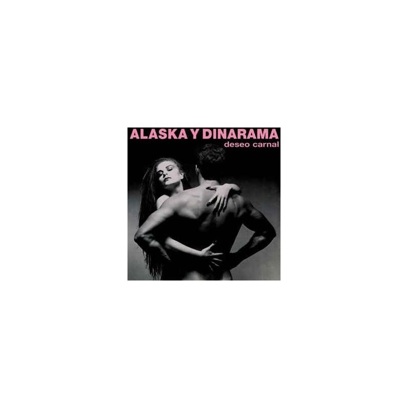 ALASKA Y DINARAMA – Deseo Carnal LP+CD