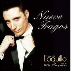 LOQUILLO - Nueve Tragos LP+CD