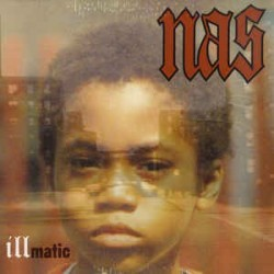 NAS - Illmatic LP